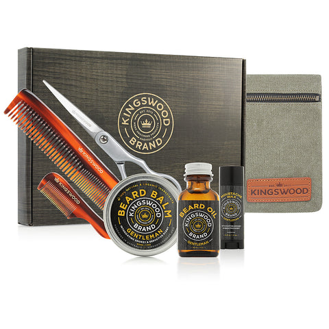 "ULTIMATE ""BEARD & MOUSTACHE"" GIFT BOX"
