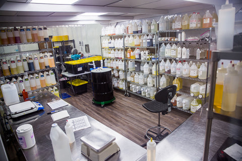 Vapejoose ISO 6 Clean Room