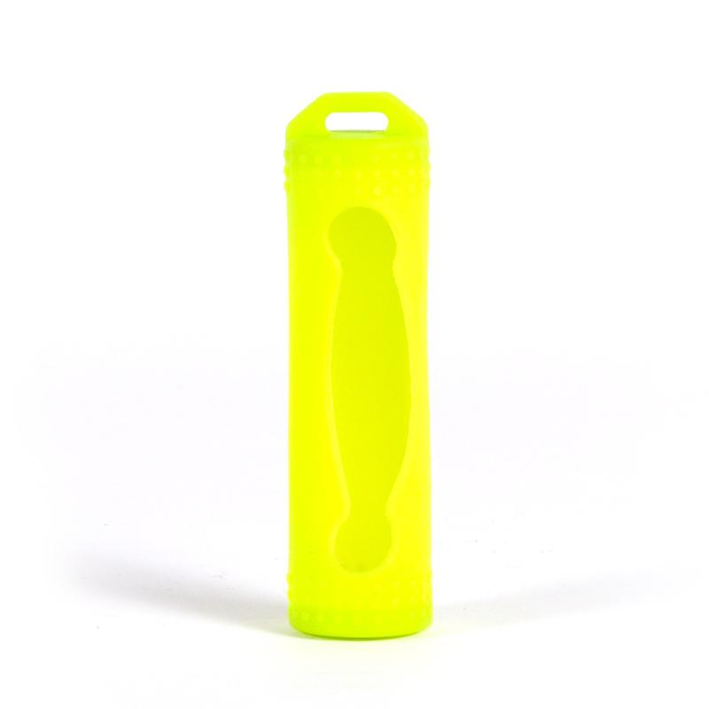 Single 20700 Silicone Battery Case