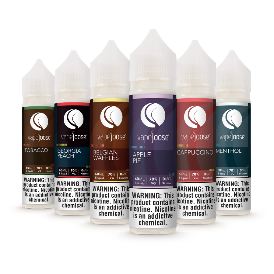 Build Your Own 20 Pack - 60 mL/70% VG