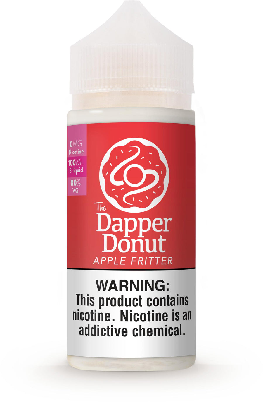 100 mL The Dapper Donut - Apple Fritter