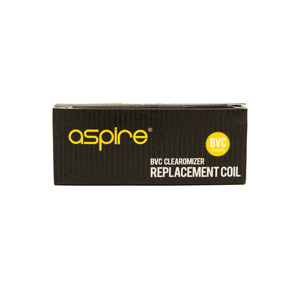 5 Pack Aspire BVC Coils