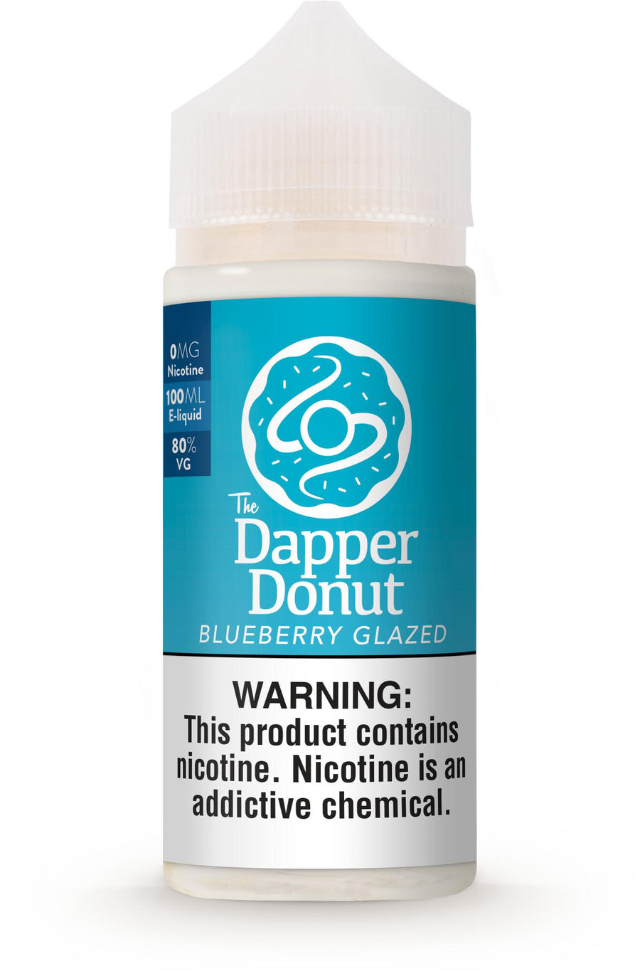 100 mL The Dapper Donut - Blueberry Glazed