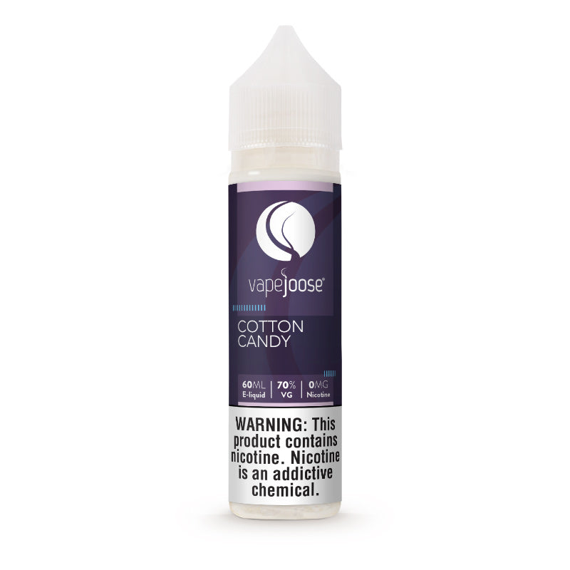 Cotton Candy - Vapejoose Pre-steeped 60 mL