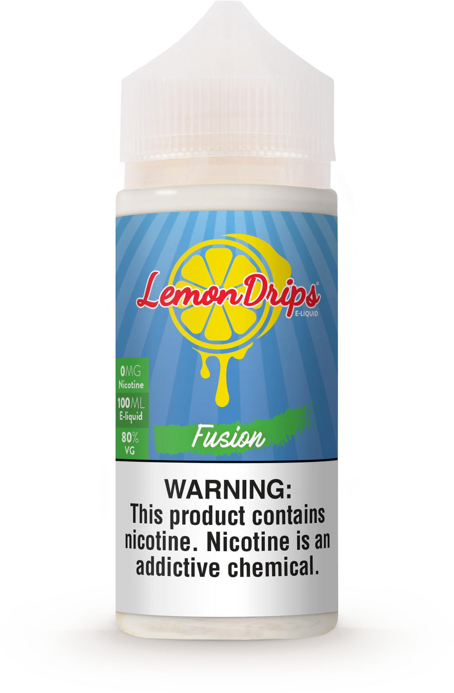 100 mL LemonDrips - Fusion