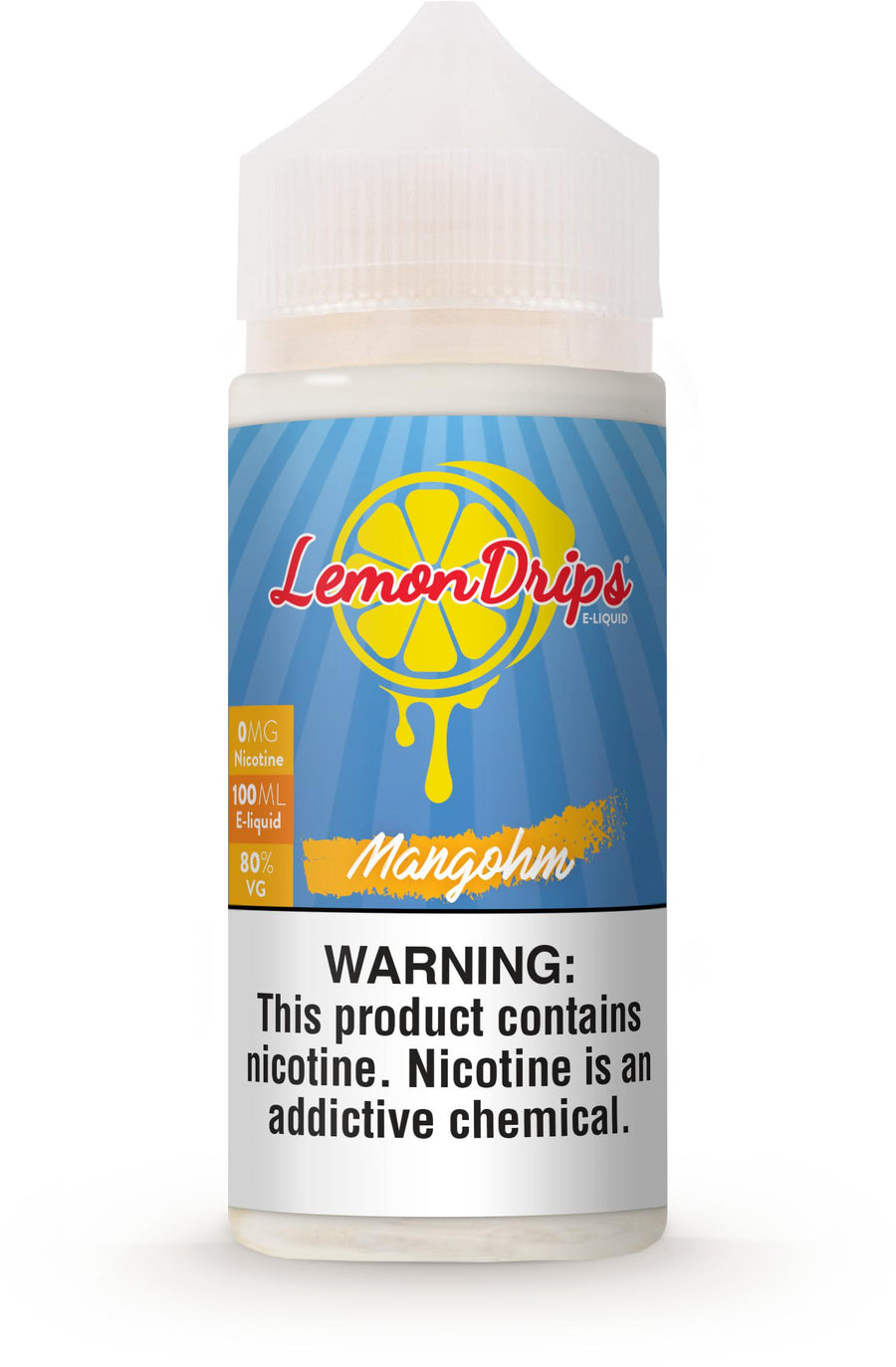 100 mL LemonDrips - Mangohm
