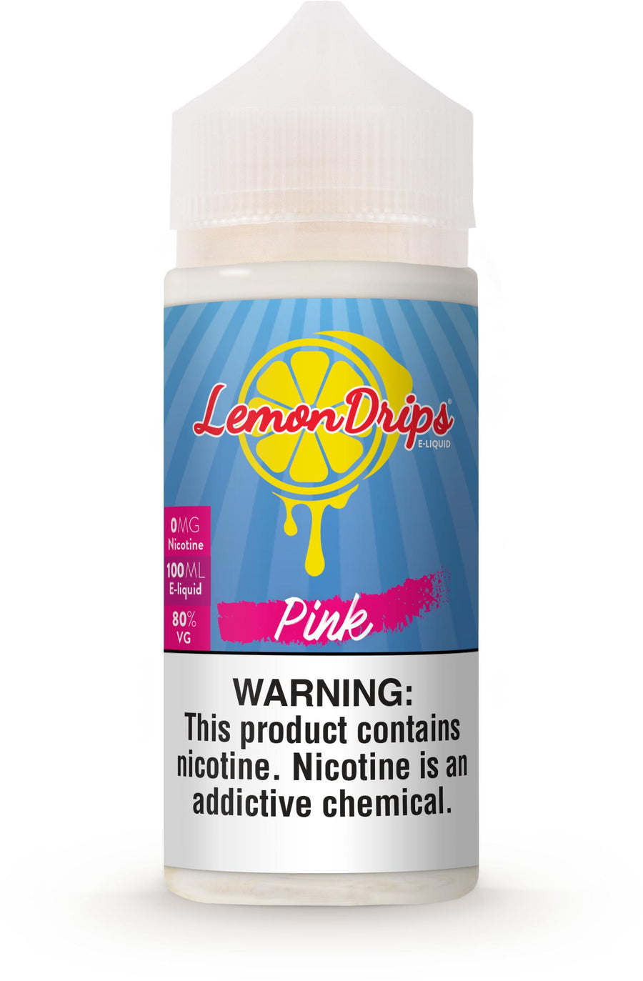 100 mL LemonDrips - Pink