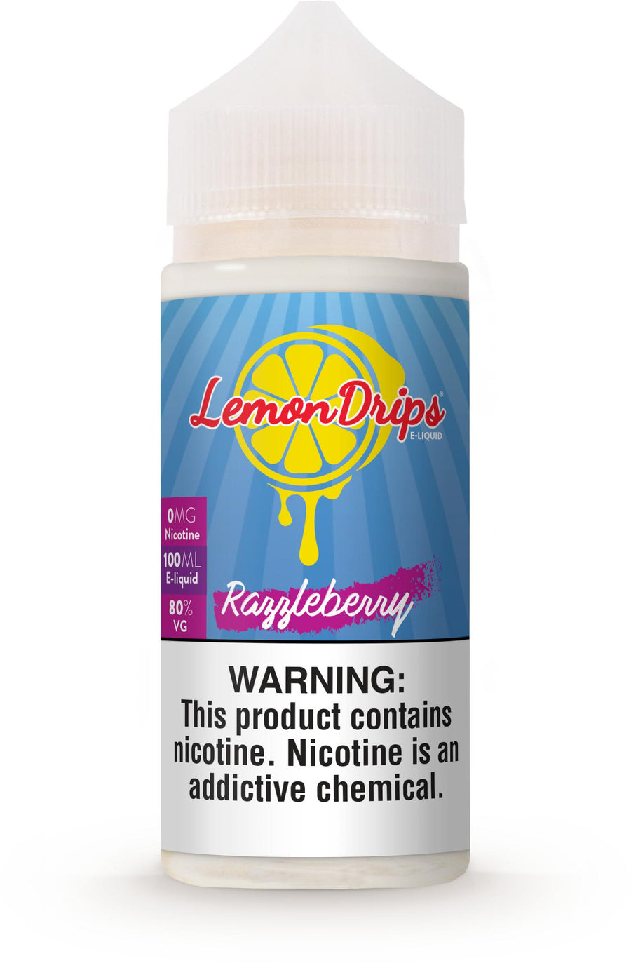 100 mL LemonDrips - Razzleberry