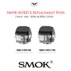 3 Pack SMOK Nord X Replacement Pod