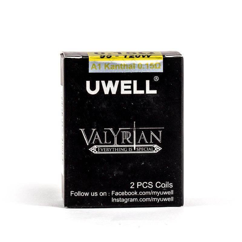2 Pack Uwell Valyrian Coils