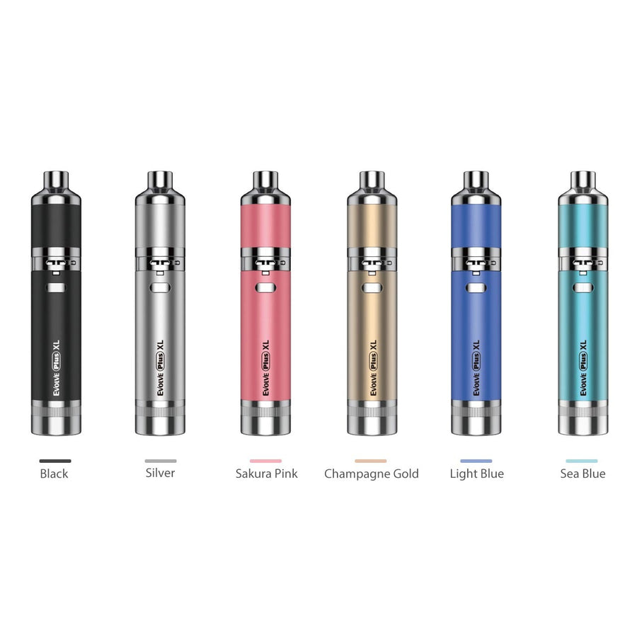 Yocan Evolve Plus XL With Quad Quartz Coil System