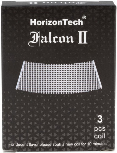 3 Pack HorizonTech Falcon 2 Sector Mesh Coil