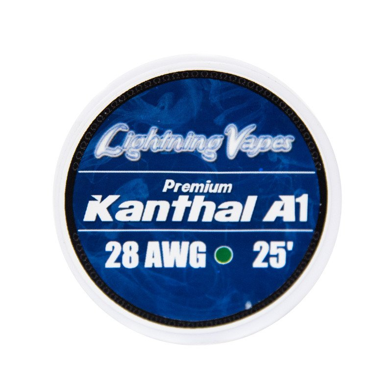 25' Lightning Vapes Kanthal Wire