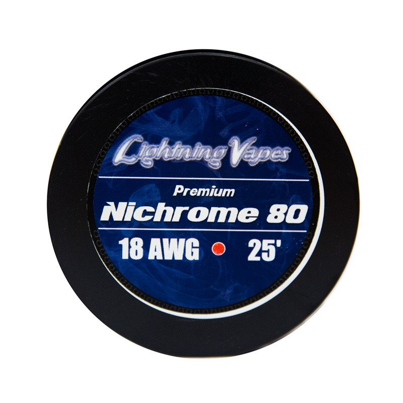 25' Lightning Vapes Nichrome 80 Wire