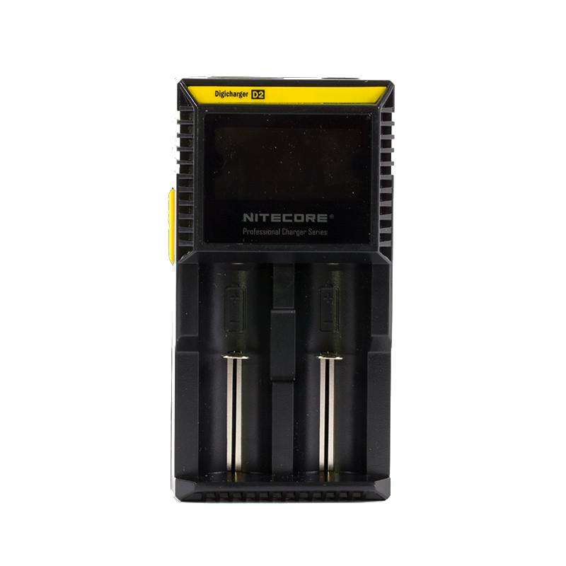Nitecore D2 2-Bay Charger