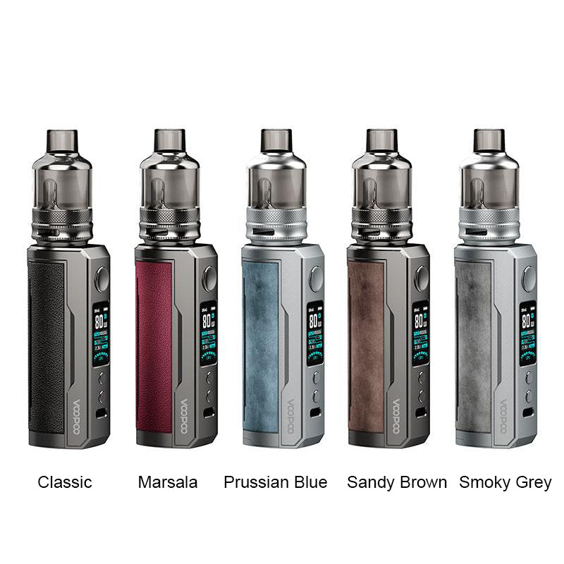 VooPoo Drag X Plus 100W 21700/18650 Pod Starter Kit