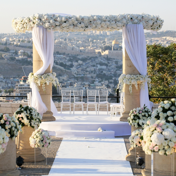 A guide to a Jewish wedding