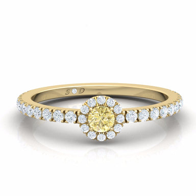 Fancy Doll - S - Engagement Ring