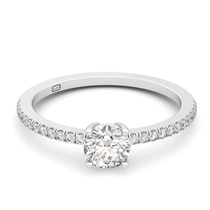 """Dianna"" Engagement Ring"