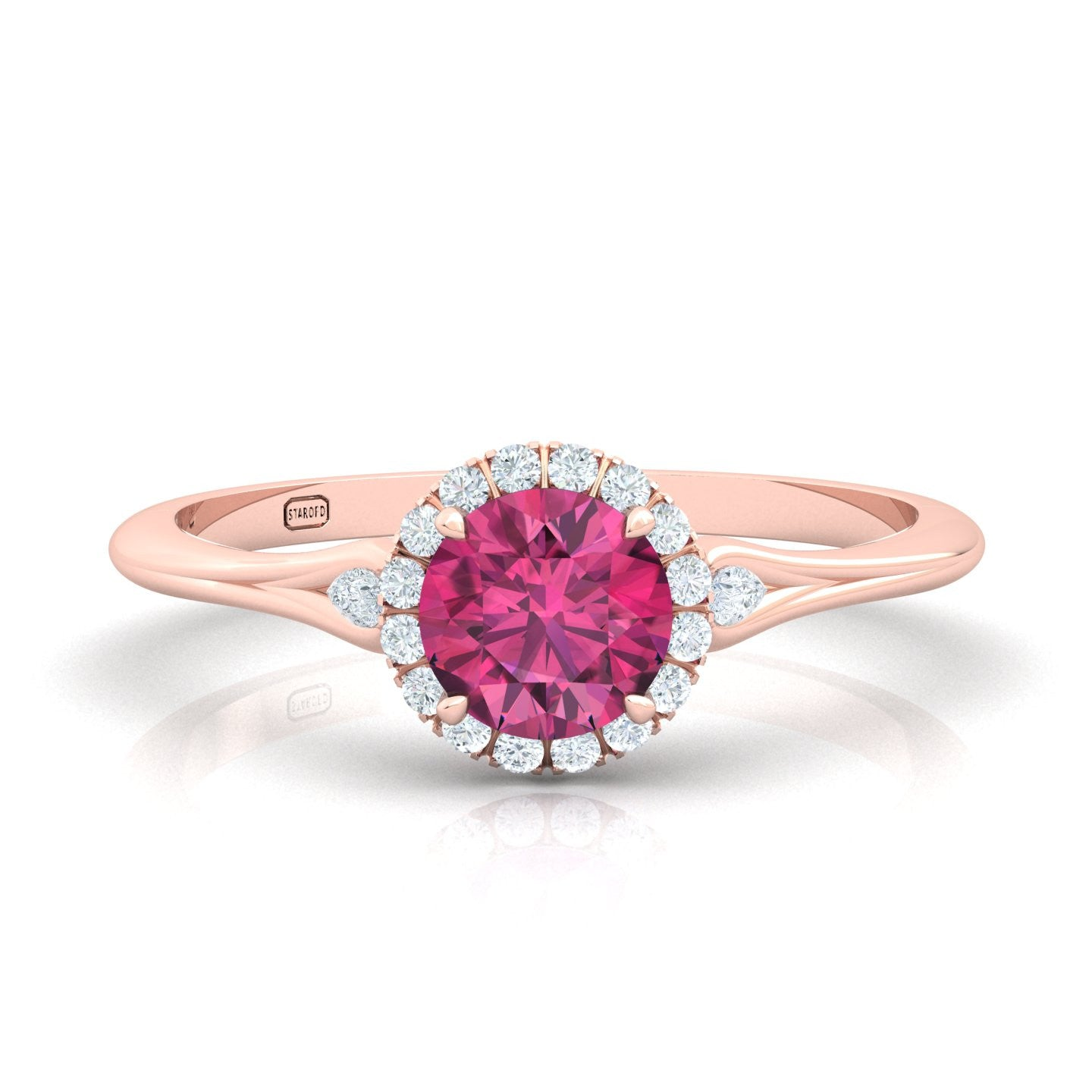 ring burma unheated ruby gold diamond cocktail jewelry natural id for engagement j contemporary l image sale at rings