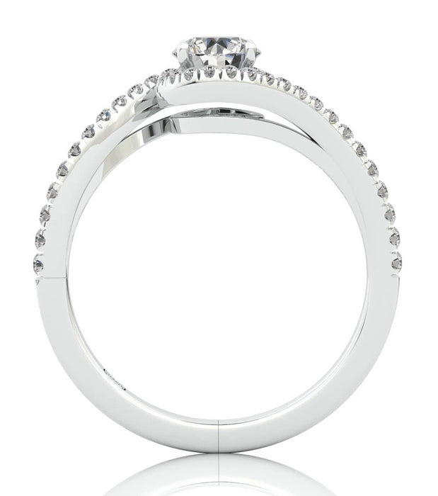 """Harmony"" Diamond Engagement Ring"