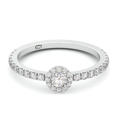 """Doll"" Engagement Ring"