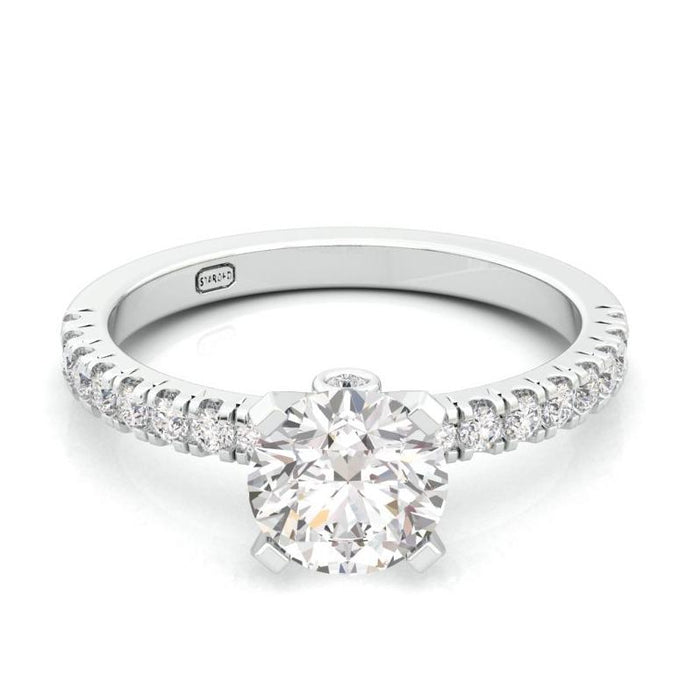 """Bella"" Engagement Ring"