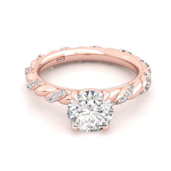 """Donatella"" Engagement Ring"