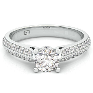 """Johanna"" Engagement Ring"