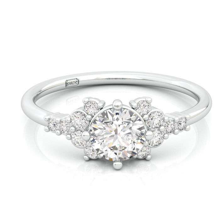 """Alyn"" Engagement Ring"