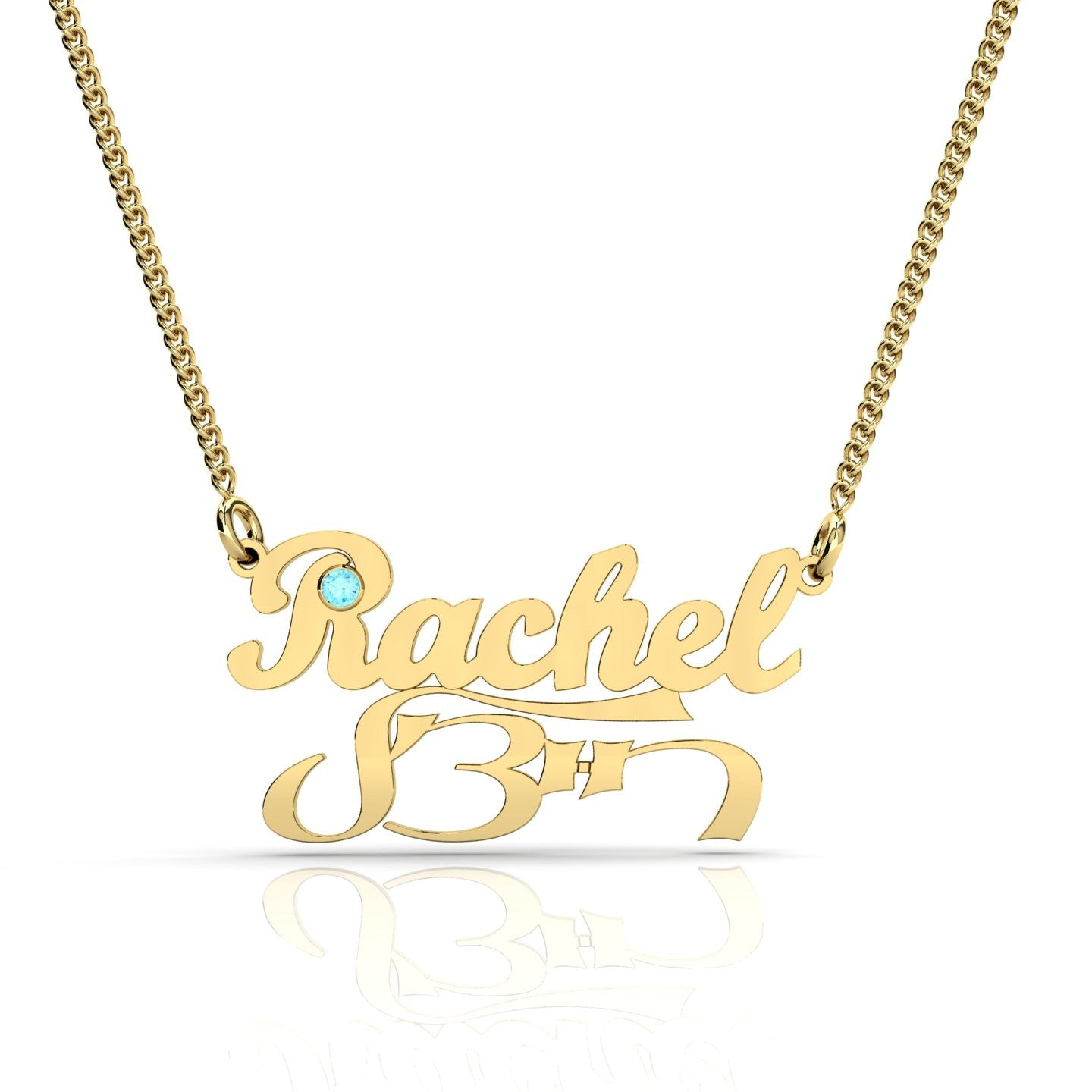 name custom jewellery jungle products necklace infinity personalized