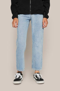 GRUNT Clint Pant Jeans Stein