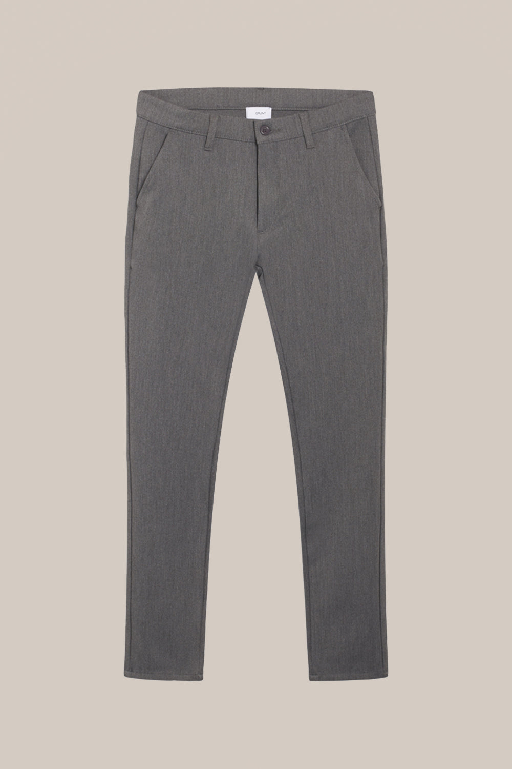 GRUNT Dude Ankle Pant Pants Light Grey