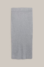 Load image into Gallery viewer, GRUNT Else Knit Skirt Skirts Grey Melange