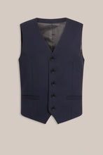 Load image into Gallery viewer, Formél Kennet Waistcoat Vest Navy