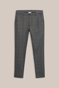 Formél Konrad Check Pant Pants Black Check