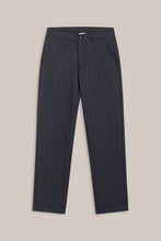 Load image into Gallery viewer, Formél Konrad Check Pant Pants Blue Check