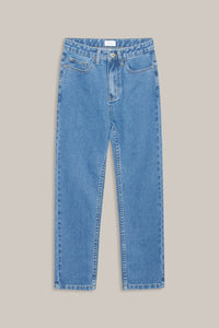 GRUNT Mom Jeans Jeans Authentic Blue