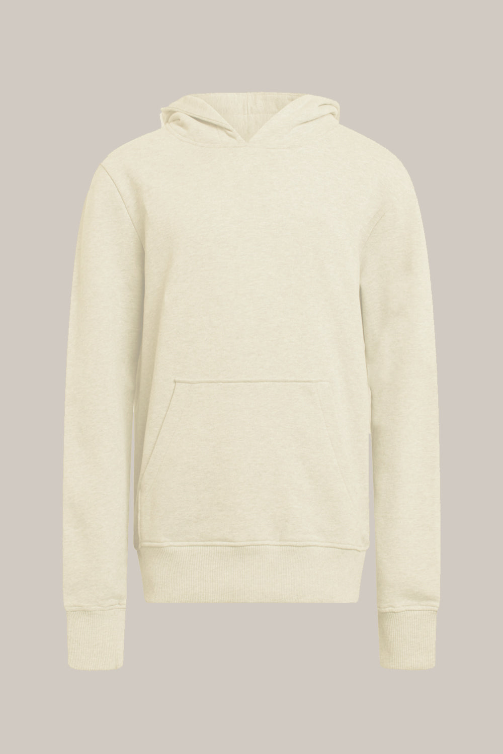 GRUNT OUR Alice Hood Sweat Sweats Cream White