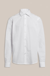 Formél Tex Shirt Shirts White