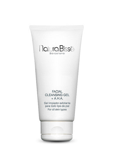 Facial Cleansing Gel + AHA's
