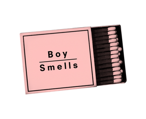 Boy Smells Matches