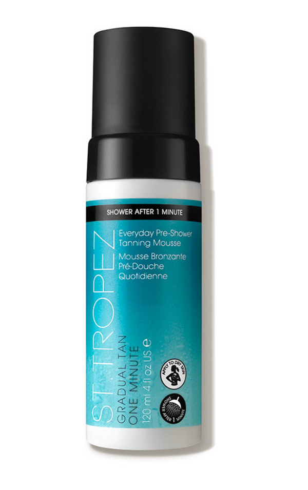 Gradual Tan 1 Minute Everyday Pre-Shower Tanning Mousse