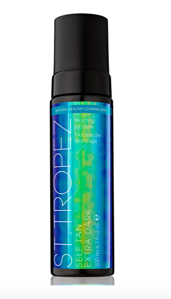 Self Tan Extra Dark Bronzing Mousse
