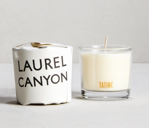 Laurel Canyon Candle - Tisane Collection