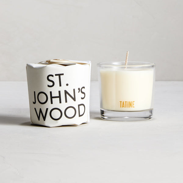 St. John's Wood Candle - Tisane Collection