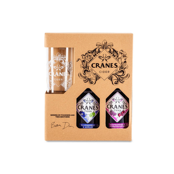 Cider Gift Set (2x500ml)