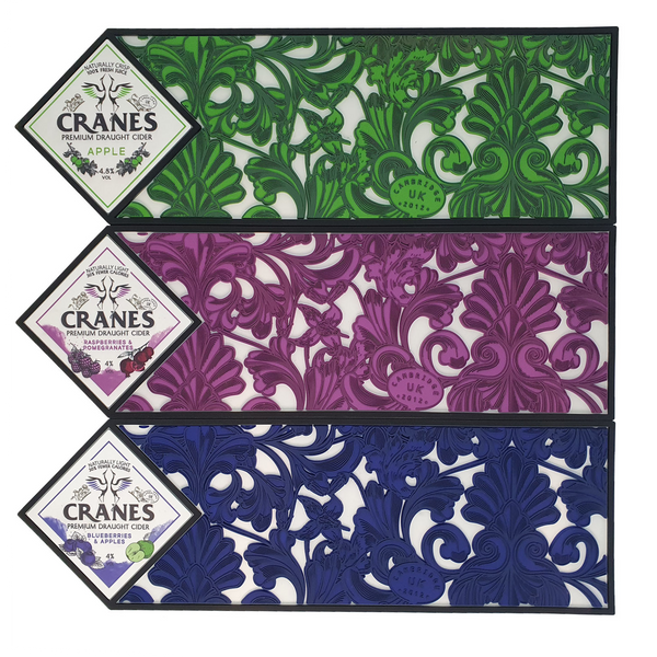 Cranes Cider Bar Runners