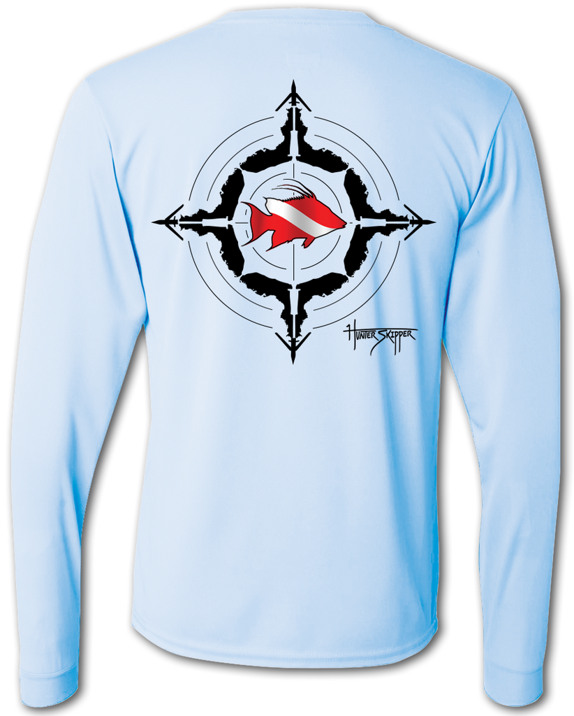 HogFish Sights Ice Blue - Performance