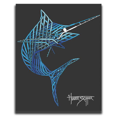 Rod Marlin Canvas Print